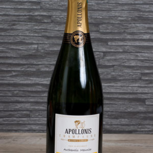 Champagne Apollonis - Halles Modernes