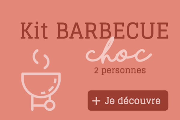 Kit Barbecue CHOC - Halles Modernes