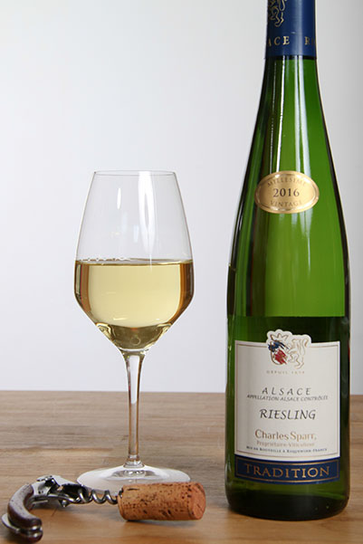 Vin BLANC - Riesling Tradition - Halles Modernes