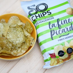 Chips fines herbes