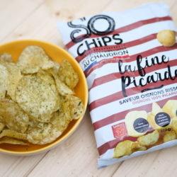 Chips oignons